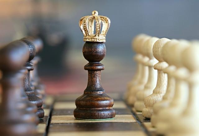 Шахматный турнир в городе Казани в Приволжском районе