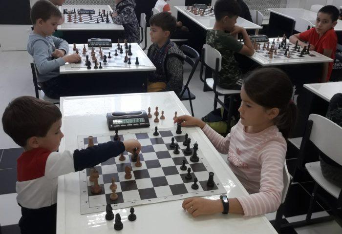 Шахматный турнир казань